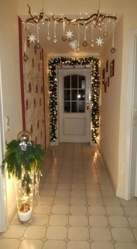When It Comes To Christmas Decor Fairy Lights Are Perfect Wenn Es Um Weihnachtsdekor Geht Sind Lichterketten Perfekt Easy Christmas Decorations Christmas Decor Diy Christmas Home