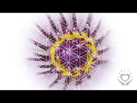 ethereal frequency reiki  flower of life  energy healing