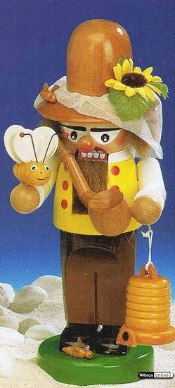 beekeeper Steinback nutcracker chubby