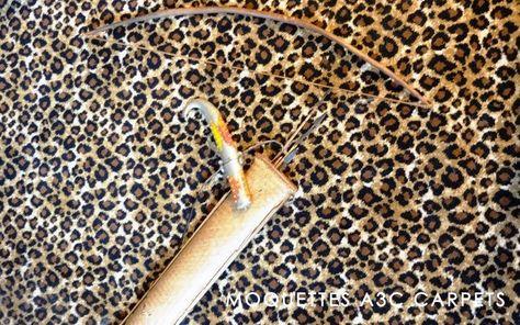 25 best Moquettes de laine motifs animaliers - Wool carpets animal ...