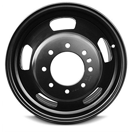 Road Ready Replacement 17 Steel Wheel Rim 2003 2018 Dodge Ram 3500 8 Lug 6 50 Walmart Com In 2020 Dodge Ram 3500 Wheel Rims Ram 3500