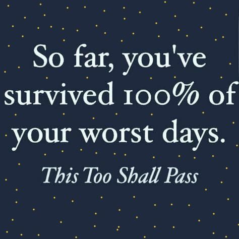 Motivational quotes, survive meme, so far you've survived, hope ...
