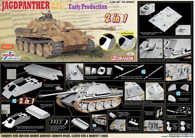 Trumpeter 1//35 00368 German Panzerjagerwagen Vol.1