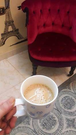 شاي عدني او شاي كرك بالصور من ذكرى الصائدي شلال الورد Recipe Latte Food Drinks