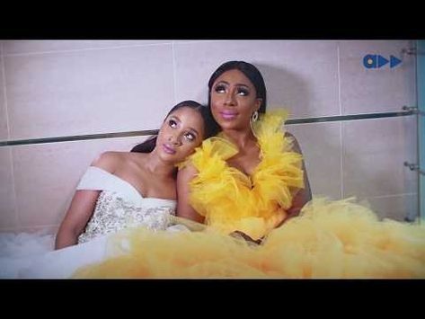 The Cover- Nollywood's Finest, Dakore Egbuson- Akande & Adesua Etomi-Wellington