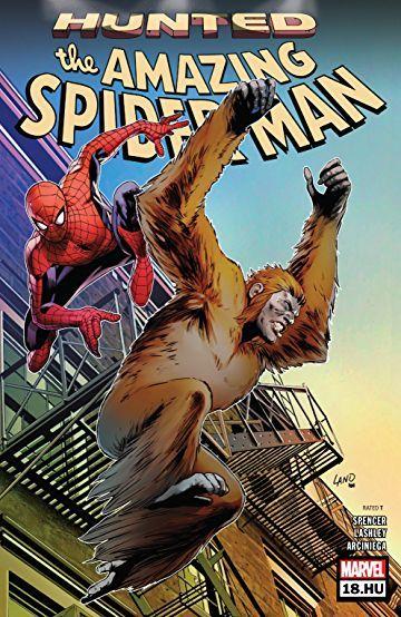 New Comic Book Release April 3 2019 Amazing Spider Man Comic Spiderman Comic Spider Man 2018