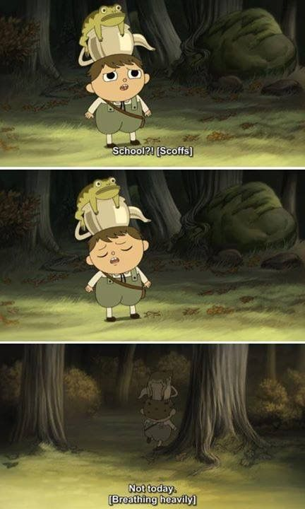 Pin By Cringe On Over The Garden Wall