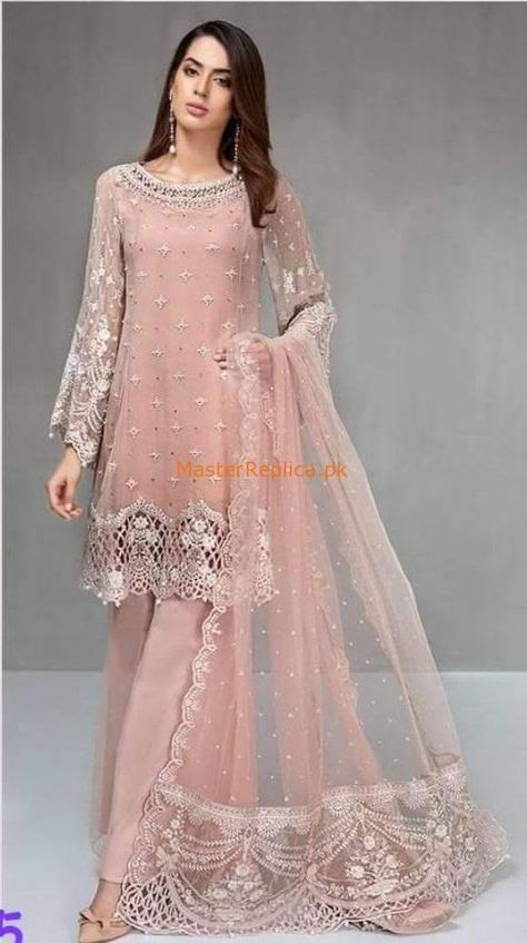 0b07f5fe6268d Maria B Light Party Wear And Formal Wear at Retail and whole sale prices at  Pakistan's Biggest Replica Online Store