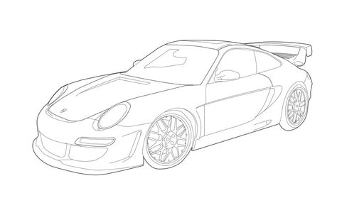 line drawing vehicle car vector line drawing vehicle car vector is 22B STi Mph line drawing vehicle car vector line drawing vehicle car vector is free vector car that you can download for free file in ai eps cdr
