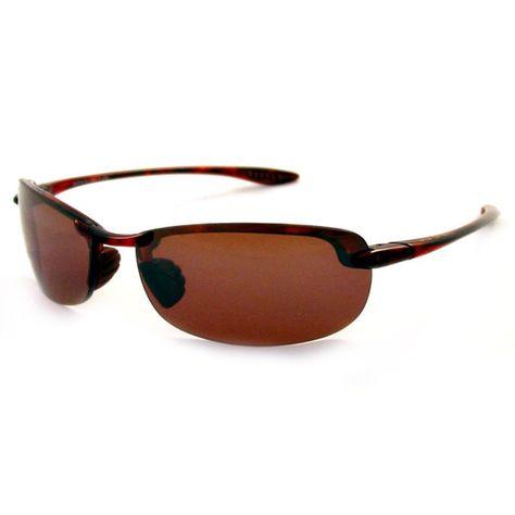 e0ab36f6646 Maui Jim Unisex Makaha Sport Fashion Sunglasses (Tortoise (Green)   HCL  Bronze Polarized)