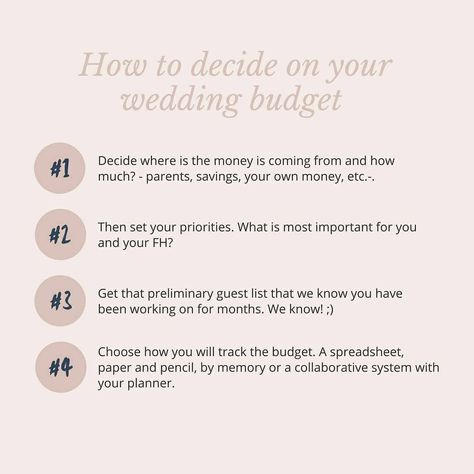 Find 4 easy tips to make your wedding budget. #weddingbudget #weddingplanningtips #novaweddingplanner #VAweddingplanner #northernvirginiaweddingplanner #northernvirginiabride