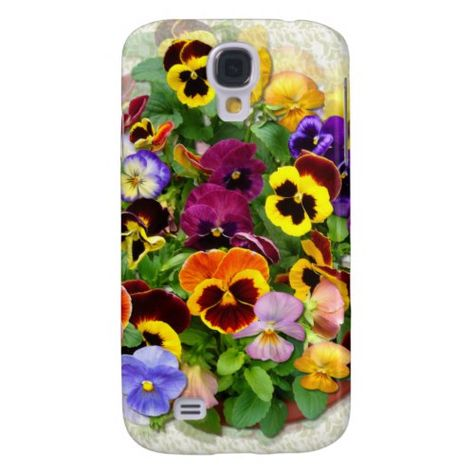 PANSY ~  GALAXY S4 COVER