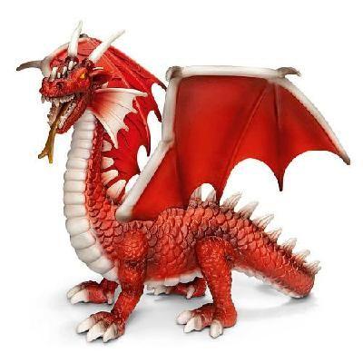 Schleich Red Dragon
