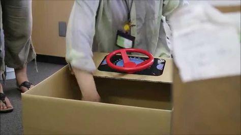 段ボールがおもちゃに変身 Imaginabox ダンボール車 Youtube 段ボールがおもちゃに変身 imaginabox ダンボール車 ダンボール 車 手作り おもちゃ 車 段ボール