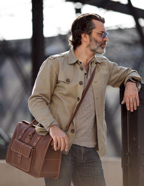 gifts for men leather bag laptop bag brown leather bag man bag mans bag Men/'s Leather Bag gifts for Dad mens leather satchel manbag