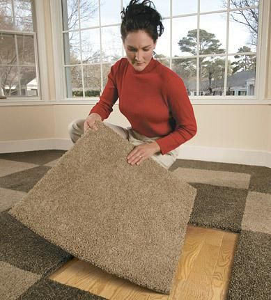 Plush Carpet Tiles With Padding Marvel Are Square Sections Of Carpeting That