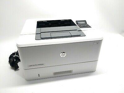 Hp Laserjet Pro M402dn Monochrome Duplex Laser In 2020