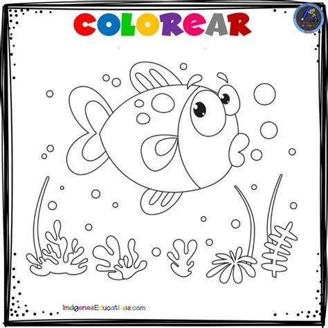 Tareas Para Ninos De Preescolar De 4 Anos Para Imprimir En 2020 Animalitos Para Colorear Dibujos Para Colorear Dibujos De Animales