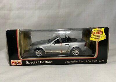 Maisto Special Edition Mercedes Benz SLK 230 1996