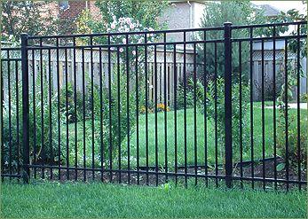 Ornamental Fencing, Iron Fence U0026 Wrought Iron Fence Installation In Owen  Sound, Ontario   Landscaping   Pinterest   Wrought Iron Fences, Wrought Iron  And ...