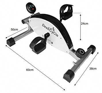 Sitting Exercise Bike By Deskcycle 156 00 Premium Quality Low
