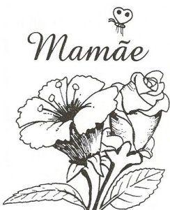 Dia Das Maes 13 Mae Desenho Colorir E Imagens Dia Das Maes