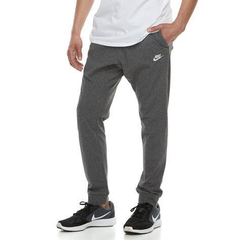 Nike Sportswear Club Men's Jersey Joggers in 2019 | Nike men