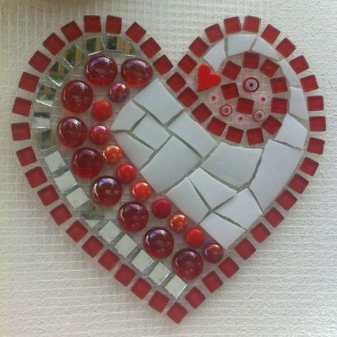 Mesh mosaic