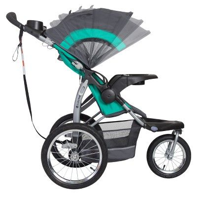 Baby Trend Expedition Rg Jogger Stroller Emerald Baby Trend Car Seat Baby Car Seats Joggers