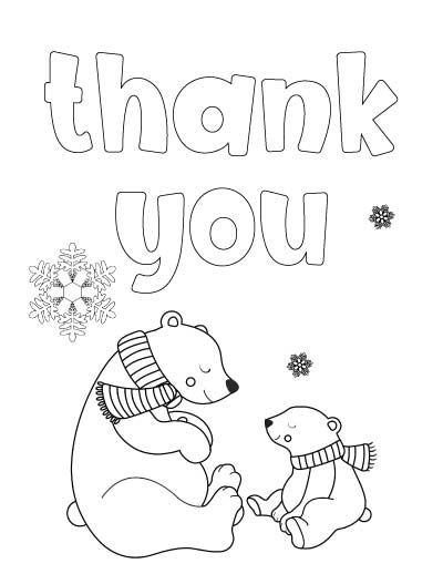 7 Free Printable Thank You Coloring Pages Coloring Pages Heart Coloring Pages Snowflake Coloring Pages