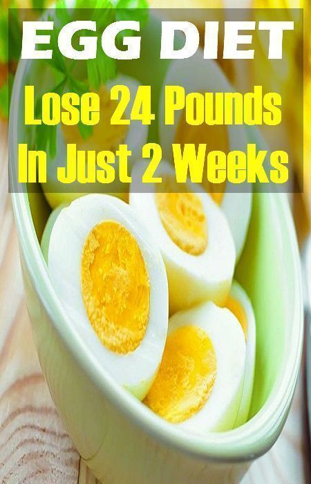 how many eggs can i eat in a week to lose weight