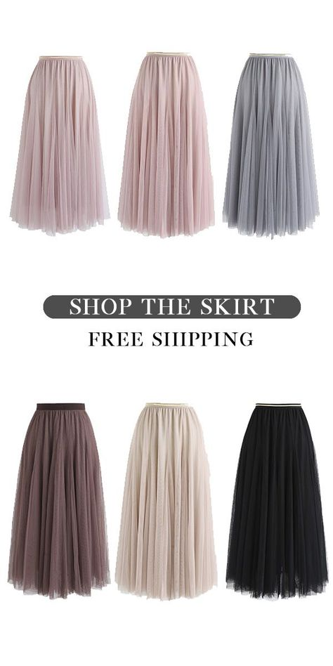 Free Shipping & Easy Return. Up to 30% Off. Mesh Maxi Skirts. Valentine's day outfit. Shop for the cutest winter sweater at chicwish.com. #outfit #clothing #winterfashion #fashion #springoutfit #casualoutift #outfitidea #skirts #valentine