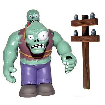 Plants vs Zombies Figure Toy ABS Plastic Shooting Toy