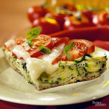 Zucchini Cannelloni Better Homes And Gardens