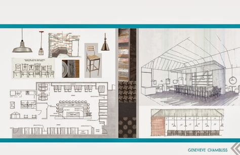 Putting Together an Interior Design Portfolio Design School - resume for interior designer