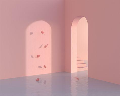 Semi-surreal 3D world by MUE Studio