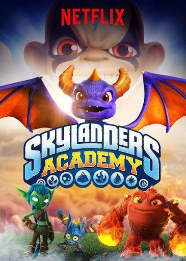Skylanders Academy [Latino] [1080p] [12/12] | Pokemon