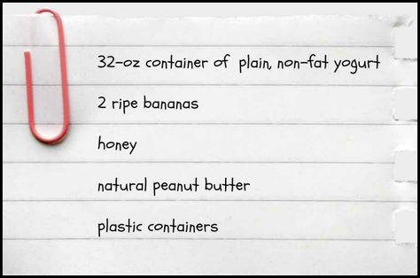 Doggy Ice Cream Recipe -