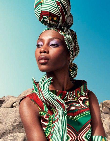 CIAAFRIQUE ™   AFRICAN FASHION-BEAUTY-STYLE: VLISCO FASHION SHOW COTONOU 2012 : ELOI SESSOU