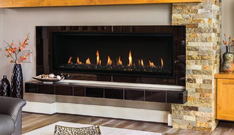 Superior Drl4060 Linear Direct Vent Fireplace In 2020