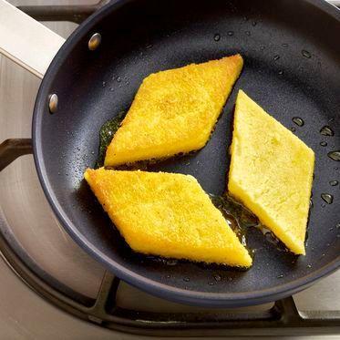 Polenta-Schnitten Rezept   Küchengötter