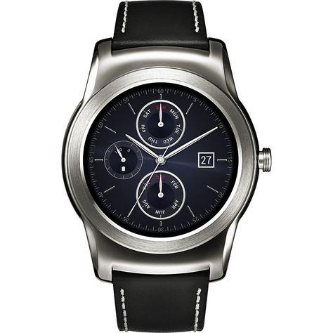LG Watch Urbane Android Smartwatch P-OLED Gorilla Glass Display Wi-Fi #LG