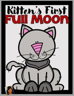 9 Activities To Do With Kitten S First Full Moon In 2020 Kittens First Full Moon Moon Activities Reading Stations