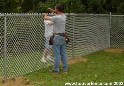 Chain Link Fence Installation Manual With Images Chain Link Fence Installation Chain Link Fence Chain Link Fence Parts