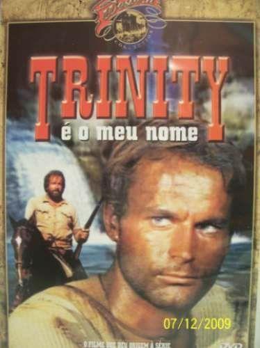 Filme Trinity E O Meu Nome 1970 Faroeste Dublado Mp4 Em 2020