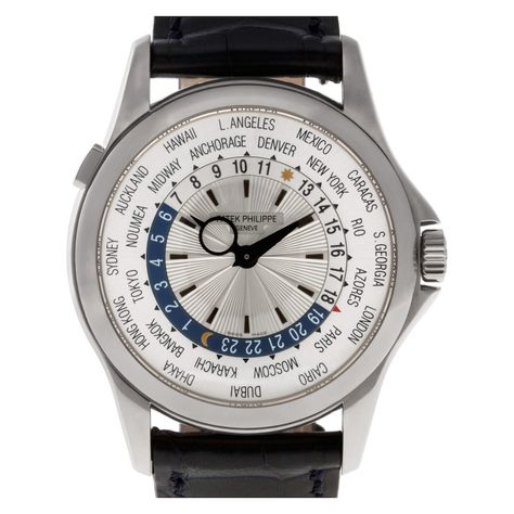 Back to Basics: What is a World Timer Watch? | Patek