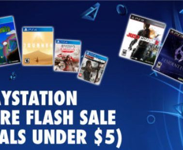 Gamdeal Games Under 5 At The Flash Sale In Playstation Store The Flash Flash Sale Flash