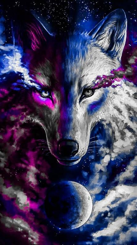Amazing Cool Iphone Backgrounds Backgrounds Cool Wolf Wallpaper Mythical Creatures Art Wolf Art Fantasy
