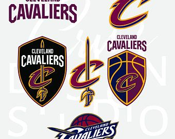 Cleveland Cavaliers Svg Eps Dxf Png Basketball Cavs The Land Cleveland Cavaliers Cavalier Sport Team Logos