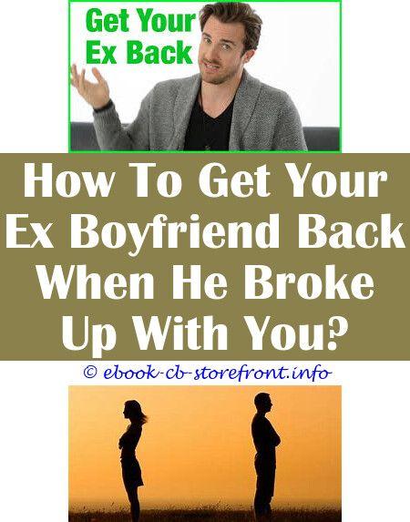 Boyfriend when you dream ex about an Why Do